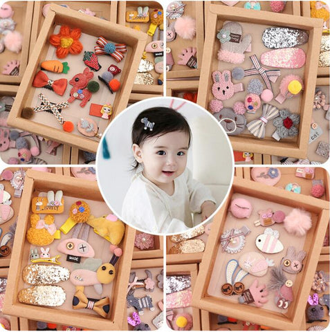 10 piece Girls Hairpins - The Luffy Store