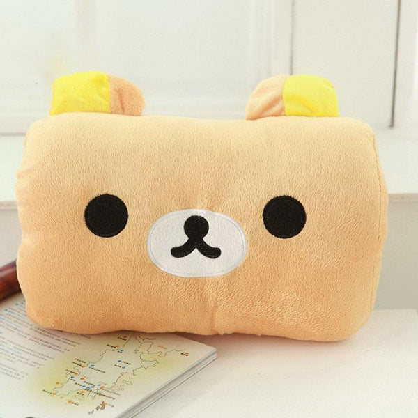 Cute Plush Hand Warmer Pillow - The Luffy Store