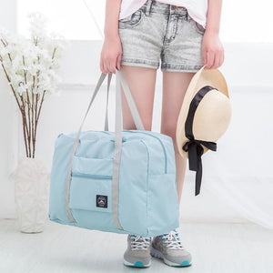 Waterproof Nylon Foldable Travel Bag - The Luffy Store