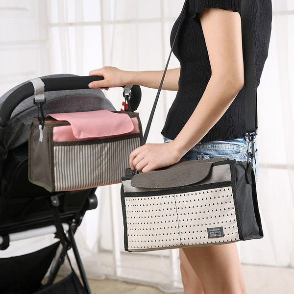 Baby Stroller Storage Bag - The Luffy Store