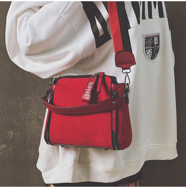 Shoulder / Cross Body Travel Bag - The Luffy Store