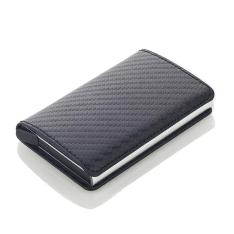 RFID Aluminium Bank Men Travel Wallet - The Luffy Store