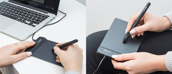 XP-Pen G430S Graphic Tablet - The Luffy Store