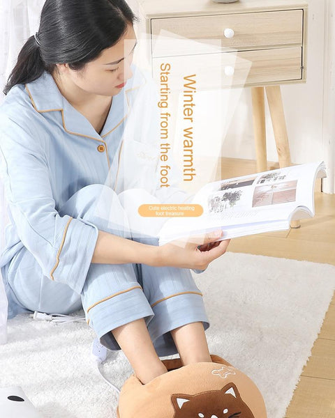 220 V Electric Foot Heating Pad - The Luffy Store