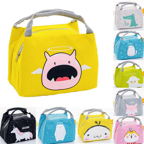 Animal Collection Waterproof Bento Box Bag - The Luffy Store