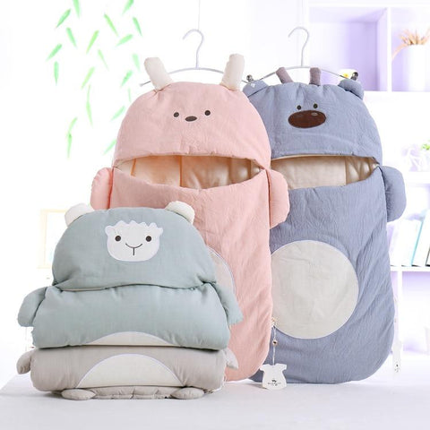 0-3 M Baby Sleeping Bag - The Luffy Store