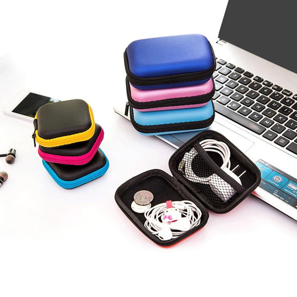 Hard Drive & Earphone Case Holder - The Luffy Store