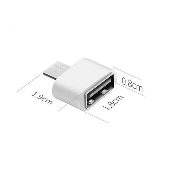 USB 3.0 Type-C OTG Cable Adapter Type C USB-C OTG Converter - The Luffy Store