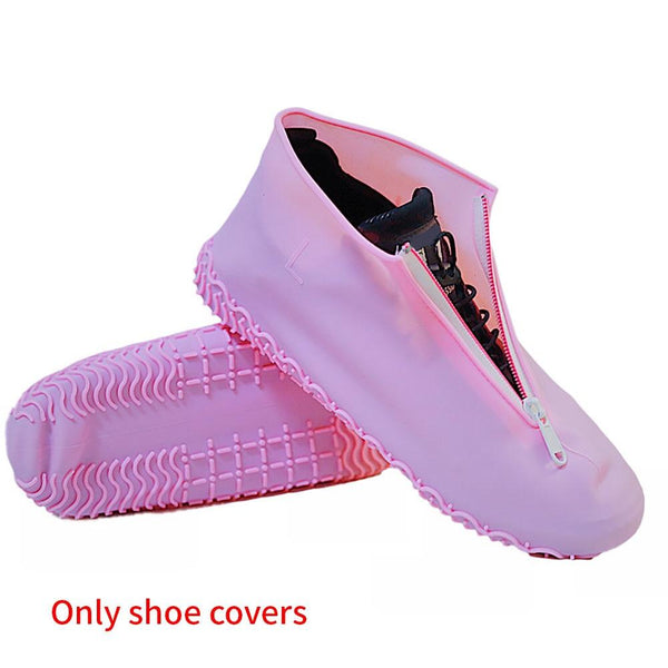 Unisex Low Cut Silicon Shoe Protector - The Luffy Store