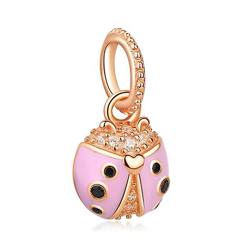 Assorted Coloured 925 Sterling Silver Charm Collection - The Luffy Store