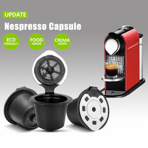 3 Piece Set Nespresso Coffee Capsules - Upgrade Capsules - The Luffy Store