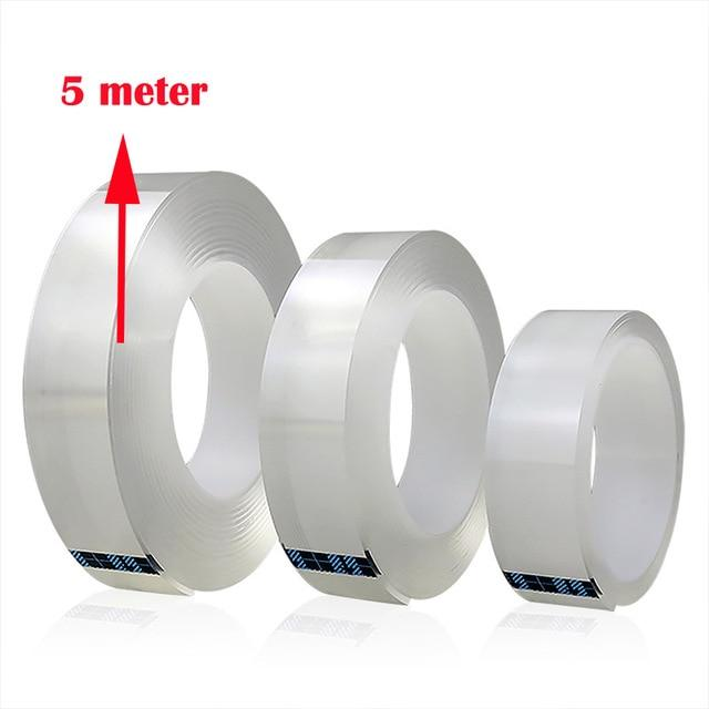 Nano Magic Adhesive Double Sided Tape - The Luffy Store