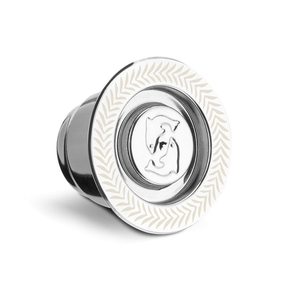Nespresso Stainless Steel Reusable Coffee Capsule - The Luffy Store