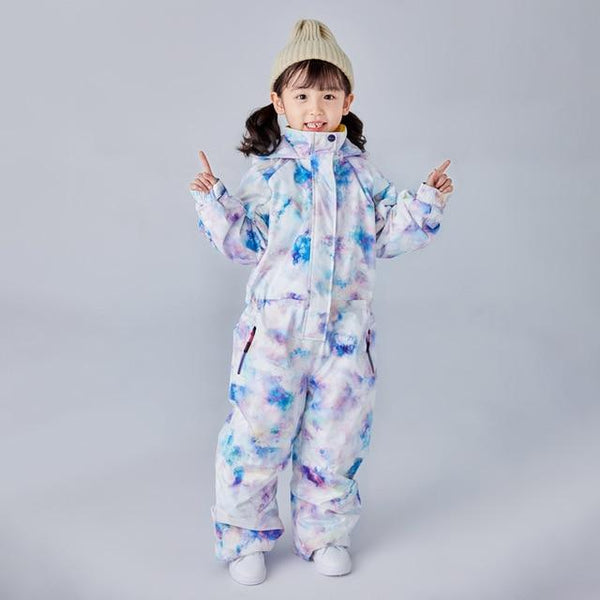 Kids Ski Jumpsuit - The Luffy Store