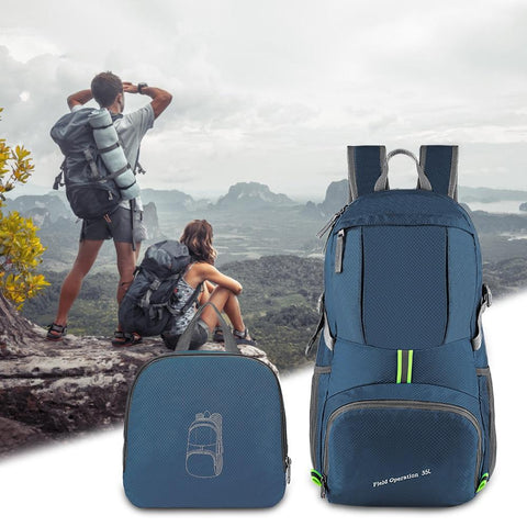 Waterproof Foldable Ultra Light Backpack - The Luffy Store