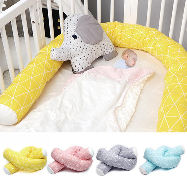 Long Baby Crib Bumper Pillow - The Luffy Store