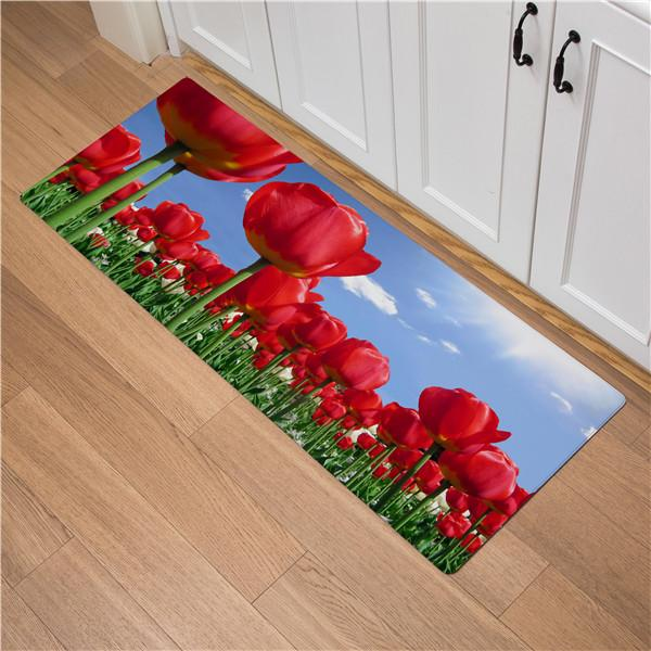 Assorted Anti-Slip Kitchen Mats - The Luffy Store