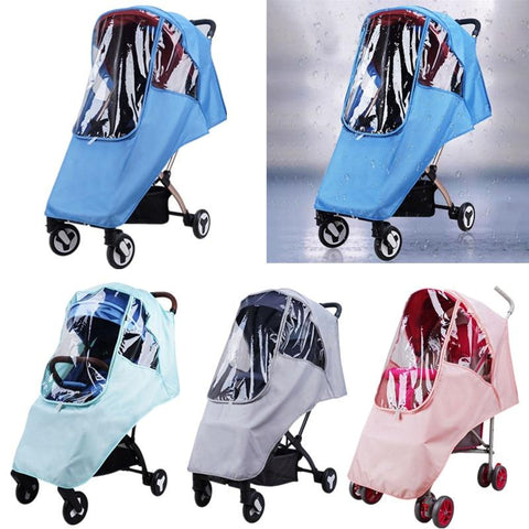 Waterproof Baby Stroller Rain Cover - The Luffy Store