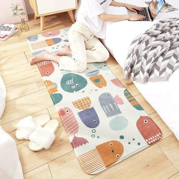 Bedside Mat - The Luffy Store
