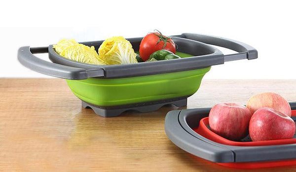 Silicone Collapsible Drain Basket - The Luffy Store