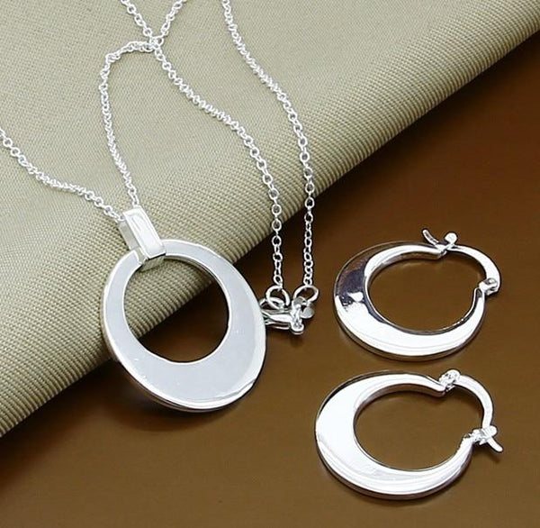 Assorted Casual 925 Sterling Silver Jewellery Sets - The Luffy Store