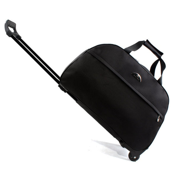 Duffle Bag with Wheels