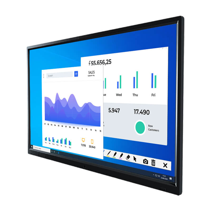 "65"" Interactive 4K Touch Screen"