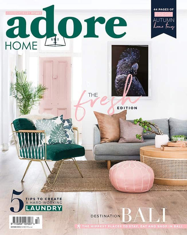Bask Interiors and Adore Magazine