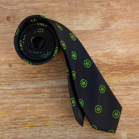 Achievement Hunter Logo Tie