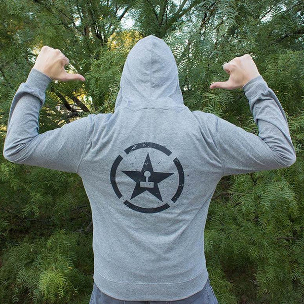 Achievement Hunter Lightweight Zipper Hoodie