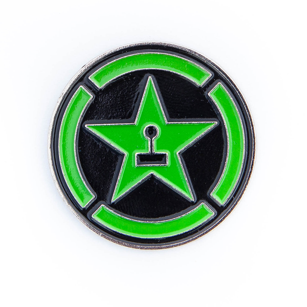 Achievement Hunter Logo Lapel Pin