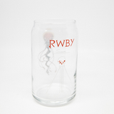 RWBY Grimm Beer Can Glass