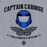 RvB Captain Caboose Shirt