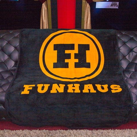 Funhaus Microplush Blanket