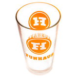 Funhaus Logo Pint Glass