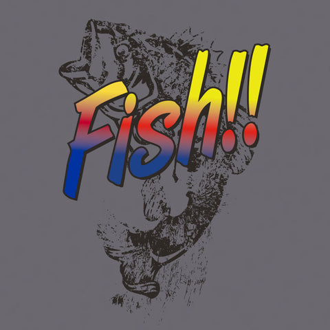 AH Fish! Shirt