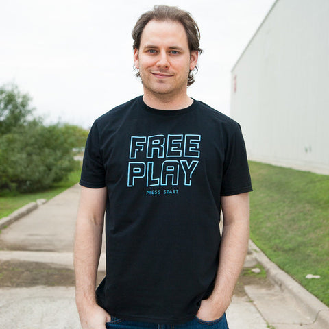 Free Play Logo Shirt