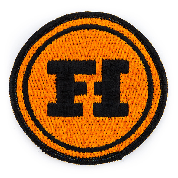 Funhaus Logo Patch