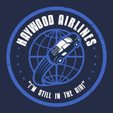 AH Haywood Airlines Shirt