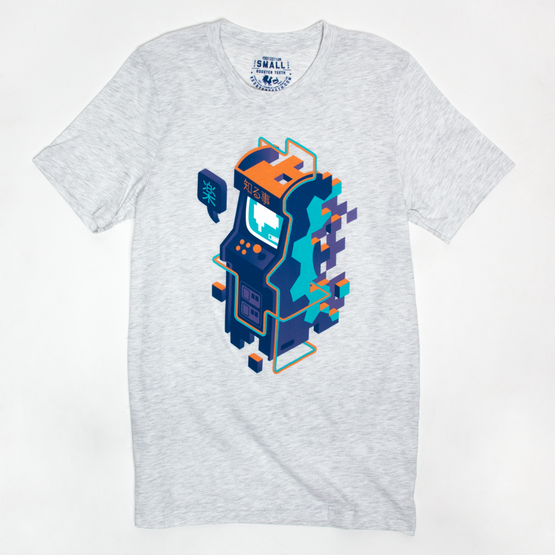 The Know Arcade Aberration T-Shirt