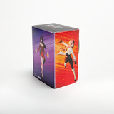 RWBY: Combat Ready Villains Deck Box