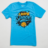 Lazer Team I Hate Space Tee
