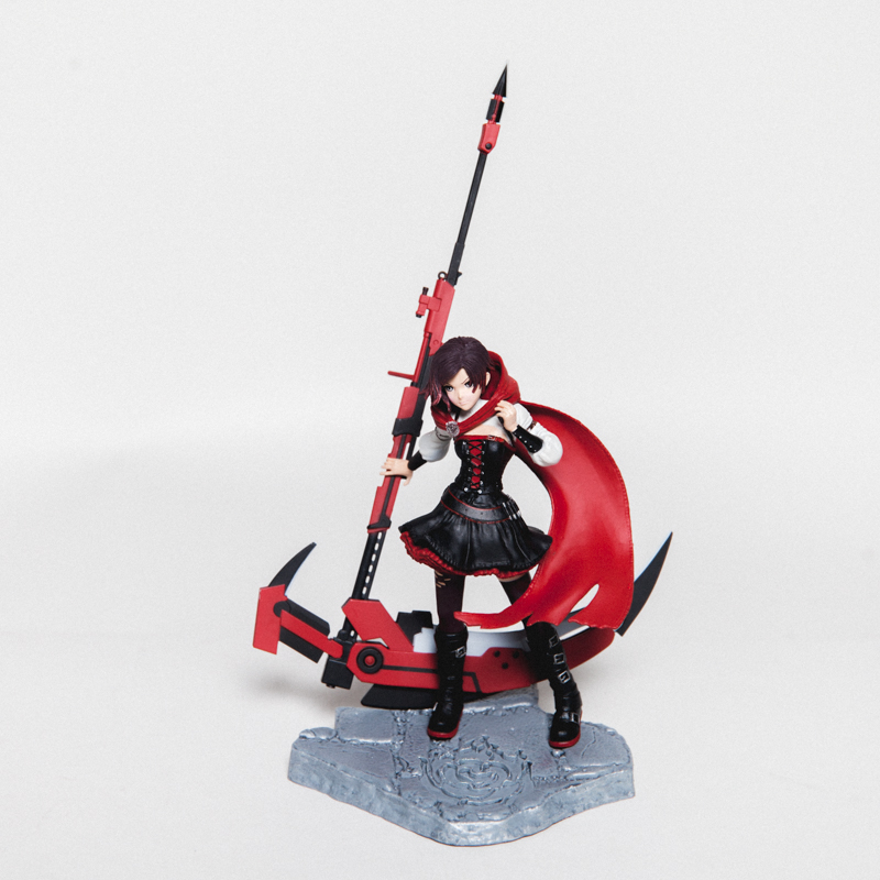 RWBY Series 4 Ruby Figure