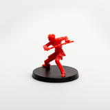 RWBY Combat Ready Expansion - Villain Miniatures