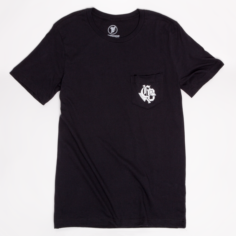 Cow Chop Chaos is Beautiful Pocket T-Shirt