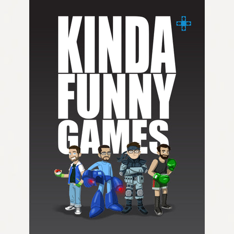 Kinda Funny Games Poster