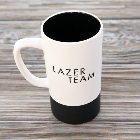 Lazer Team Logo Coffee Mug