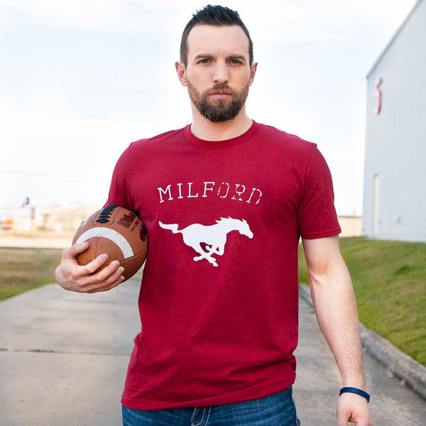 Lazer Team Milford Mustangs Shirt