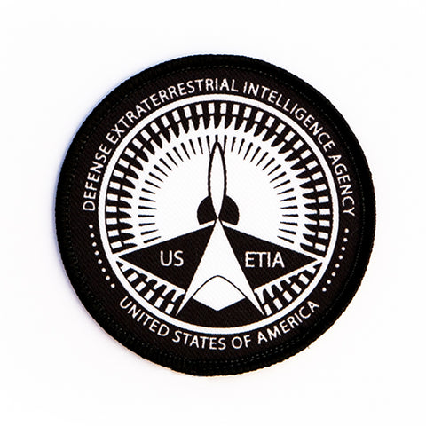 Lazer Team DETIA Seal Patch