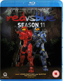 Red vs. Blue Season 11 Blu-Ray